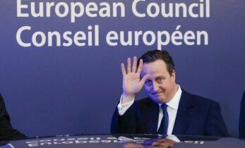 Турция назвала позором слова Кэмерона принятии в ЕС к 3000 году