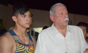 Подробности освобождения мексиканского футболиста от похитителей