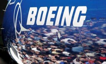 Irāna vienojas ar 'Boeing' par 100 lidmašīnu iegādi