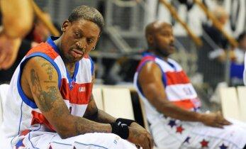 Uz 'Knicks' galvenā trenera amatu piesakās skandalozais Rodmens
