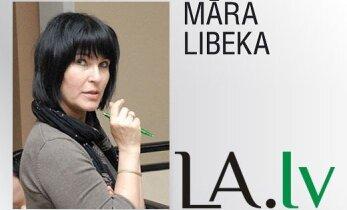Māra Libeka: Ja trūkst smadzeņu un drosmes