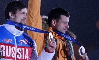 Laikraksts: Tretjakovs un Zubkovs Soču Olimpiādē bijuši valsts atbalstītā dopinga programmā