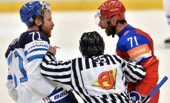 Сегодня в Москве состоятся полуфиналы чемпионата мира по хоккею