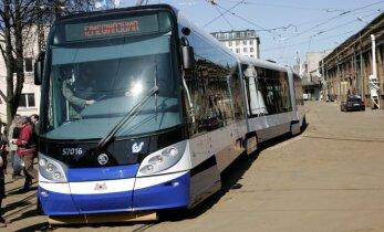 Par 2008. gadā iepirktajiem tramvajiem RS vēl jāsamaksā 71,6 miljoni eiro