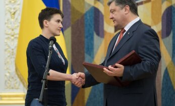 Порошенко пообещал вернуть Крым и Донбасс