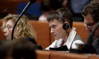 Савченко в ПАСЕ: Путин должен ответить перед судом за мое похищение