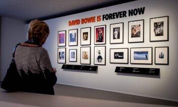 Melna zvaigzne debesīs. Atskats uz slaveno izstādi 'David Bowie Is'
