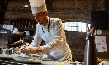 Gada labākais pavārs Heinrihs Erhards: uzvaru nosaka ne tikai garša
