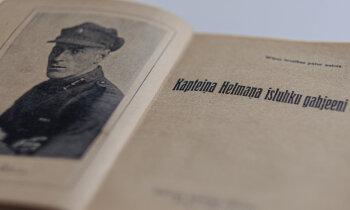 Stāsts par latviešu izlūku, kurš pirms 100 gadiem terorizēja 'sarkanos' un ieguva trofejas miljona vērtībā