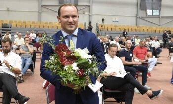 Ļašenko kļūst par Latvijas Futbola federācijas prezidentu