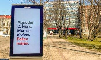 Vides reklāmas nozare kraha priekšā – lūdz Rīgas domi samazināt nodevu, dome nesteidzas