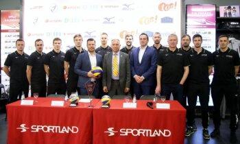 Latvijas volejbola izlase Eiropas līgu izmantos kā 'tramplīnu' svarīgajai EČ atlasei