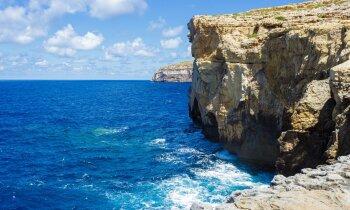 No jūras dzimusī Malta – majestātiskas klintis, kaktusu liķieris un sāls