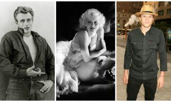 Mūžīgi jauni. Pieci aktieri, kuru dzīvības izdzisa pāragri