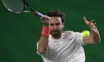 Latvijas tenisa izlase ar Gulbi priekšgalā skaistā stilā pieveic Ēģipti