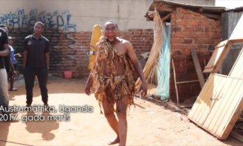 'Delfi' Ugandā: Kā 'jautri nomirt' graustu rajonā Kampalā