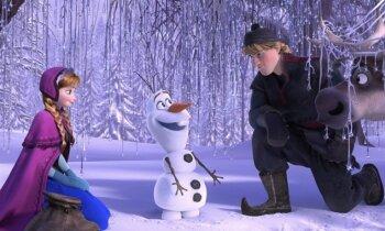 No filmas par iespaidīgu zīmolu. Kāpēc 'Frozen' kļuva par popkultūras fenomenu