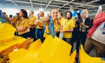 IKEA Latvijā meklē jaunus darbiniekus