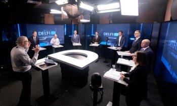 DELFI un Domburs piedāvā 'Par ko balsot Rīgā?' debates. Pilns ieraksts