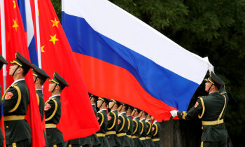 Ziemeļvalstu Padomes prezidents: Krievija ir militārs, bet Ķīna ekonomikas drauds