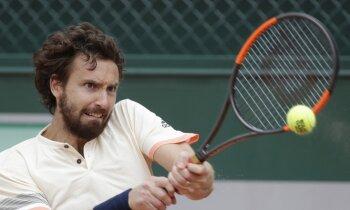 Gulbis ar pārliecinošu sniegumu pārvar 'French Open' pirmo kārtu