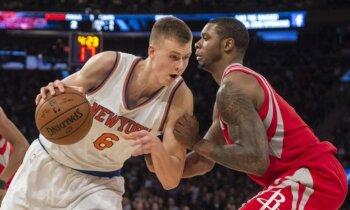 NBA jaunajai ērai perfekti piemērotais Porziņģis
