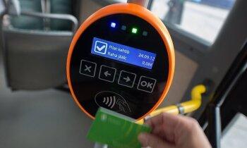 Э-талонный бардак: Как Таллинн вводил систему бесплатных билетов