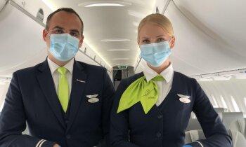Как после массового увольнения живут пилоты и стюарды airBaltic?