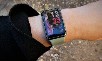 Достойный личный ассистент: умные часы Watch Fit от Huawei