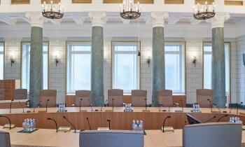 Pēc debatēm dienas garumā apstiprināti četri jauni ministri atjaunotajā valdībā (plkst. 18.55)