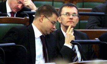Latvijas cīņa par eiro Luksemburgā: arī visi ES finanšu ministri atbalsta Latvijas pievienošanos