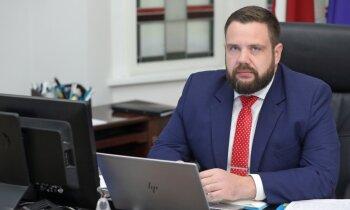 Daļa 'KPV LV' frakcijas iebilst valdei un atbalsta Vitenbergu ministra amatā (plkst. 16.30)
