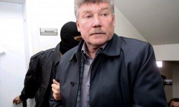Ceturto stundu lemj par bijušā 'Rīgas satiksmes' šefa Bemhena apcietināšanu (plkst. 20.03)