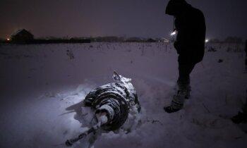 Lidmašīnas avārijā Krievijā 71 bojāgājušais (plkst. 21:30)