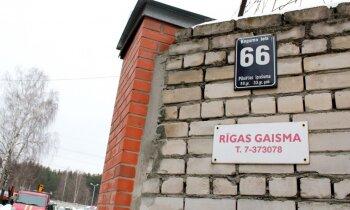 'Rīgas gaismu' par 195 tūkstošiem eiro apsargās nodokļu parādnieks