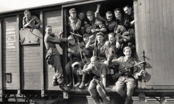 Kā igauņu specvienība 'Erna' 1941. gada 'Vasaras karā' cīnījās pret komunistiem