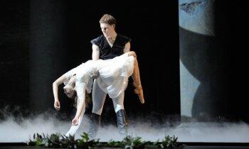 Izrādes apskats: Balets 'Romeo un Džuljeta' mūsdienās