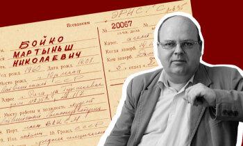 'Maisi vaļā': aģents 'Ernsts' ziņo par Muktupāvelu; JVLMA profesors atzīst sadarbību ar VDK