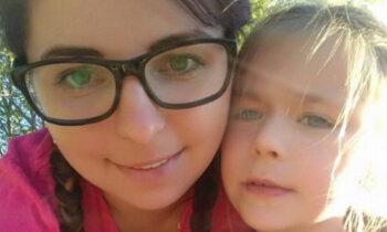 Понять — да, смириться — нет. Мама Габриэлы Ступеле надеется, что 9-летняя дочь скоро заговорит