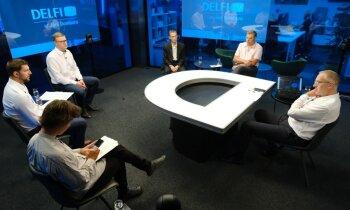 'Delfi TV ar Jāni Domburu' diskusija 'Stabiņi Rīgā: invāzija vai rūpes par drošību?' Pilns ieraksts