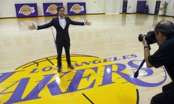 Reinis Lācis: 'Lakers' ar Nešu titulam nepietiks