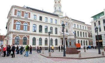 Rīgas dome 2019. gada budžetu pieņems marta beigās