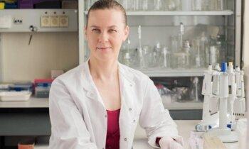 Zinātnieks nav tikai laboratorijā dzīvojošs vīrietis. Renāte Ranka par pētnieces ikdienu
