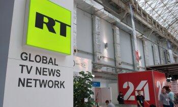 'Russia Today' pārraide no LTV nonākusi Valsts drošības dienesta redzeslokā (plkst.13.03)