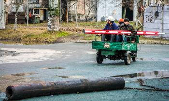 Bastions: Kā Mariupoli pārveido par Ukrainas vizītkarti