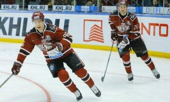 Rīgas 'Dinamo' savās mājās piedzīvo smagāko zaudējumu līdz šim sezonā
