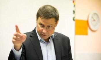Valdība lems par Dombrovska izvirzīšanu eirokomisāra postenim