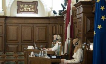 Opozīcijai neizdodas pēdējā brīža mēģinājums atlikt sociālo iemaksu reformas stāšanos spēkā 1. jūlijā