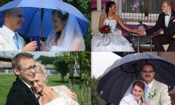Desmit gadi kopš 07.07.07. Kā dzīvo pāri, kas ļāvās kāzu trakumam maģiskajā datumā