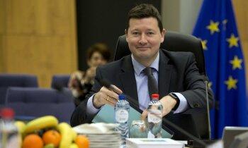 'Delfi' no Strasbūras: EP deputāti sāk šķetināt EK skandālu – 'Zelmairgeitu'